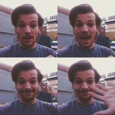 HAPPY 23rd BIRTHDAY LOUIS! THANK YOU FOR ALWAYS MAKING ME SMILE!  ♥♥♥