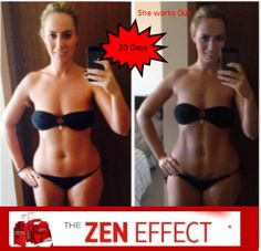 Ready to take the challenge. Don't do it alone! Use Zen Bodi and get the Zen Effect!