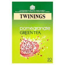 Twinings Green Tea &Pomegranate 20'S 40g