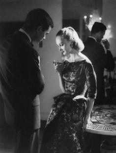 Harper's Bazaar, 1950. Evelyn Tripp photo, Frances Pellegrini