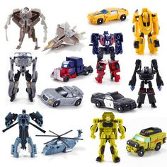New Arrival Mini Classic Transformation Plastic Robot Cars Action Figure Toys Children Educational Puzzle Toy Gifts #>=#>=#>=#>=#> Click on the pin to check out discount price, color, size, shipping, etc. Save and like it!