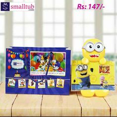 Made of a good quality plastic and glass material. these different photo frames will be useful as decorative items at home. A free gift will be provided with each piece you purchase. Birthday Return Gifts, Late Birthday, Minions Cartoon, Glass Material, I Party, Decorative Items, Free Gifts, Toy Chest, Frames