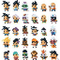 bulma pixel art - Buscar con Google