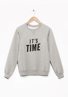 & Other Stories | Rachel Antonoff Statement Sweater