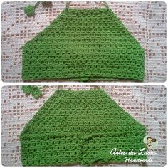 Mais detalhes do Cropped Amélia! More details of the cropped! #craft #artesanato #crochet #emcroche #praviagem #cropped #croche #togo #novomodelo #criacoes #porartesdalana #crochefofo #verde #handmade #croppedemcroche #crochettop #sessaodefotos #crocheted #newpattern #creations #bylanascraftwork #cutecrochet #green #artesdalana #linhaanne #fioanne #semprecirculo by handcraftlana