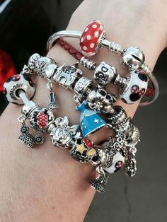 nice Personalized Photo Charms Compatible with Pandora Bracelets. I definitely want t...