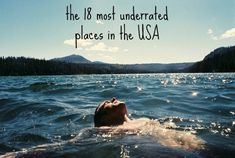 Here's a really cool article about the 18 most underrated places in the United States!! Have you ever been to any of them?? #host #exchangestudents #USA