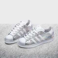 Up your sneaks game in the adidas Originals Superstar Shine Trainer.  Available in mens   womens sizes. aba88d8265
