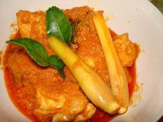 Chicken Curry Kapitan : Malaysian Recipe ~ asiadeli