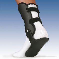 """ÓRTESIS ESTABILIZADORA DE TOBILLO """"VALFEET XR"""" - REF: 1SSD (DRCHA) / 1SSI (IZQDA): Inmovilización post- lesión, recuperación funcional, inestabilidades, prevención de lesiones en deporte, fascitis plantar con la utilización de las cinchas opcionales y limitación de la flexo-extensión del pie."""