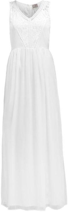 Pin for Later: 40 weiße Sommerkleider unter 100 €  Vero Moda weißes Maxikleid (55 €)