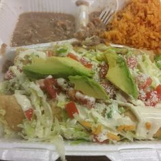 ñoños tacos - Austin, TX, United States. Lunch takeout. Been craving these for a hot minute. So good.