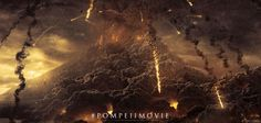 Read about the making of #PompeiiMovie, Mt. Vesuvius, and a much greater danger looming right here in the United States. Check it out here>> http://fxn.ws/1jdwH5o