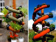 vertical gardening system