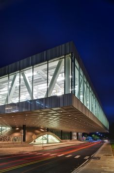 Gallery of Milstein Hall at Cornell University / OMA - 23