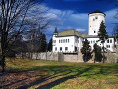 Budatin Castle near Zilina town in Slovakia.