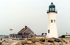 "Let's Talk Lighthouses: The ""American Army of Two"""