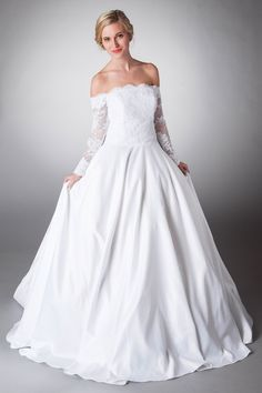 princess wedding   ... » Wedding Gowns » Ball Gown » The Princess Gown