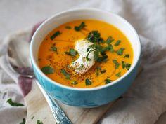 Ricotta, Thai Red Curry, Ethnic Recipes, Food, Essen, Meals, Yemek, Eten