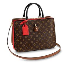 1697525ca0 Doesn t it make you happy to see all the new bags from Louis Vuitton  It s  a great start for that I can tell ya! Meet the Louis Vuitton Millefeuille  Bag for ...