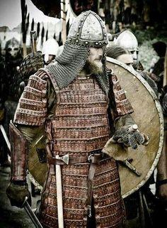 Viking re-enactor (photo by Arminius)