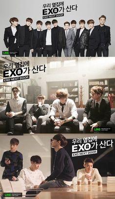 LINE&SMの共同企画ドラマでEXOが主人公に!ヒロインを演じるのは? - ENTERTAINMENT - 韓流・韓国芸能ニュースはKstyle