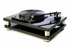 High end audio audioohile Garrard turntable