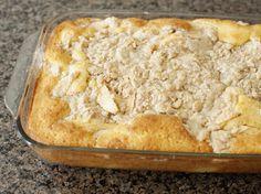 Apple Pie Cake - Betty Crocker