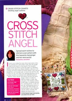 Gallery.ru / Фото #36 - The world of cross stitching 139 - WhiteAngel