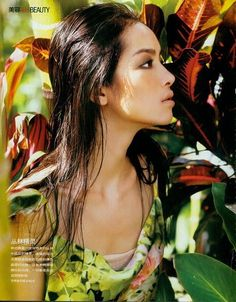 Fei Fei Sun photographed for Elle China April 2010 Creative Fashion Photography, Fashion Photography Inspiration, Over 50 Womens Fashion, Fashion Over 50, Fashion Women, Tropical Heat, Vogue, Lingerie Photos, Beautiful Costumes