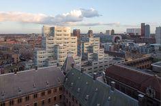 Timmerhuis Rotterdam | OMA