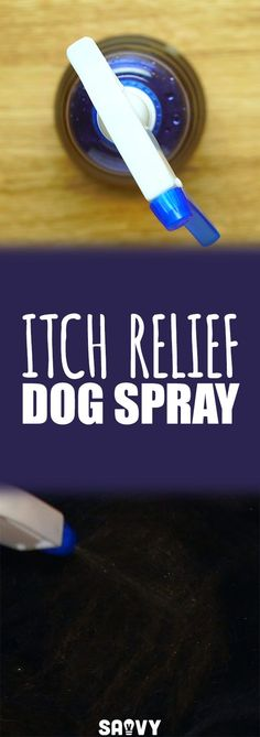 Itch Relief Dog Spray