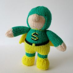 Ravelry: Captain Stitches pattern by Amanda Berry