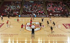 College of Charleston To Host CAA Volleyball Tournament