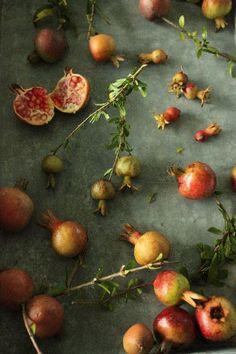 Fresh Pomegranates are the perfect flavor booster!