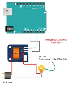 TA12-100 Current Transformer Arduino Hook Up