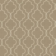 Quatrefoil is a HUGE inspiration in All is Bright! Such a modern feel juxtaposed with the Vintage bits in my collection!