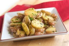 parmesan red potatoes