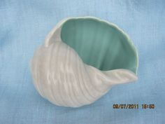 Poole Pottery Winkle Shell. 1930s  #poolepottery