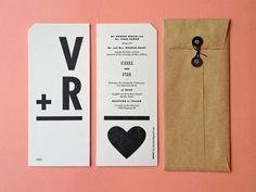 Achamos esta foto em nossas pesquisas em um dos painéis do Pinterest de: Convites de Casamento Personalizados
