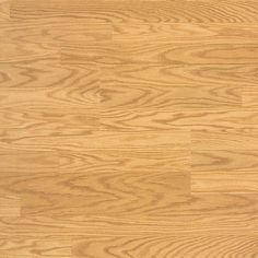 Red Oak Natural 3 Strip Planks Qs 700 Collection Laminate Flooring By Quick