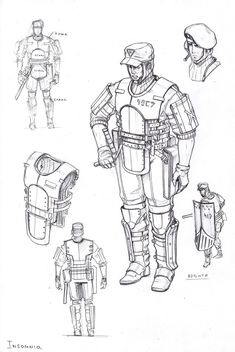 light armor 8 by TugoDoomER