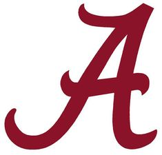 The official 2020 Football schedule for the University of Alabama Crimson Tide Alabama Football Logo, Alabama Crimson Tide Logo, Crimson Tide Football, Football Team, Roll Tide Alabama, Alabama Athletics, Athletics Logo, Football Decor, Football Stuff