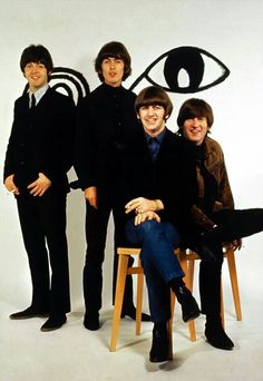 Paul McCartney, George Harrison, Richard Starkey, and John Lennon (SCAN The Beatles) The Beatles, Beatles Photos, Beatles Band, Beatles Poster, Paul Mccartney, Pop Rock, Rock And Roll, Liverpool, Richard Starkey
