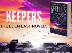 That book where you find yourself crushing on a fictional character… This was an unexpected crush. When I started reading Keepers I swore to myself that I would not let my feelings get out of…