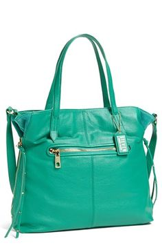 Steven by Steve Madden 'Prague' Leather Tote, Extra Large available at #Nordstrom Happy Birthday to me!