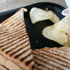 Chicken Sandwich (Grilled) | Coffee & Bread Art Cafe | Pune Restaurant Finder, Coffee Bread, Grilled Chicken Sandwiches, Bread Art, Kitchen Supplies, Pune, Grilling, Food, Kitchen Gadgets