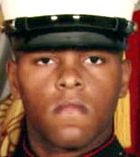 Marine LCpl. John T. Sparks, 23, of Chicago, Illinoia. Died October 8, 2010, serving during Operation Enduring Freedom. Assigned to 3rd Battalion, 5th Marines, 1st Marine Division, I Marine Expeditionary Force, Camp Pendleton, California. Died of wounds sustained while hit by hostile fire during combat operations in Helmand Province, Afghanistan.