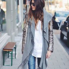 Street Style Perfection #tclloves #street #fashion