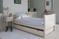 New England with underbed Storage by Tasha Beds - click to close